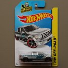 Hot Wheels 2014 HW Off-Road 2009 Ford F-150 (silver)