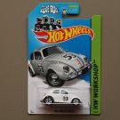 Hot Wheels 2014 HW Workshop Volkswagen Beetle (Herbie The Love Bug)