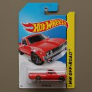 Hot Wheels 2014 HW Off-Road Datsun 620 (red)