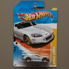 Hot Wheels 2011 New Models Honda S2000 (silver)