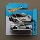 Hot Wheels 2014 HW City Lamborghini Veneno (silver)
