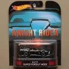 Hot Wheels 2014 Retro Entertainment K.I.T.T. Super Pursuit Mode (Knight Rider)