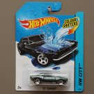 Hot Wheels 2014 Color Shifters '67 Camaro (dark green to blue)