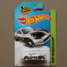 Hot Wheels 2014 HW Workshop Nissan 370Z (white)