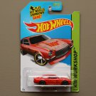 Hot Wheels 2014 HW Workshop Custom V-8 Vega (red)