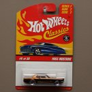 Hot Wheels 2006 Classics Series 2 1965 Mustang (brown chrome)
