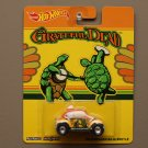 Hot Wheels 2014 Pop Culture Grateful Dead Volkswagen Baja Beetle