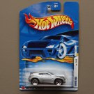 Hot Wheels 2002 First Editions Toyota RSC (silver)