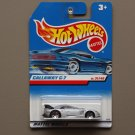Hot Wheels 1998 First Editions Callaway C-7 (silver)