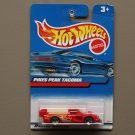 Hot Wheels 2000 Collector Series Pikes Peak Toyota Tacoma (red) (SEE CONDITION)