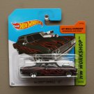 Hot Wheels 2014 HW Workshop '64 Chevy Chevelle SS (black)