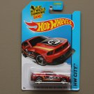 Hot Wheels 2014 HW City '12 Ford Mustang Boss 302 Laguna Seca (red)