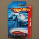Hot Wheels 2007 Code Cars Aston Martin V8 Vantage (red)