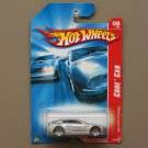 Hot Wheels 2007 Code Cars Aston Martin V8 Vantage (silver)