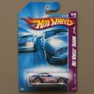 Hot Wheels 2007 HW Racing Datsun 240Z (blue)
