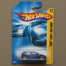 Hot Wheels 2007 First Editions Volkswagen Golf GTI (blue)