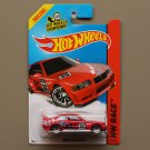 Hot Wheels 2014 HW Race BMW E36 M3 Race (red)