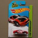 Hot Wheels 2014 HW Workshop Nissan 370Z (red)