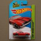 Hot Wheels 2014 HW Workshop '68 COPO Camaro (red)