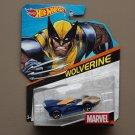 Hot Wheels 2014 Entertainment Marvel Wolverine