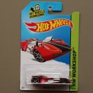 Hot Wheels 2014 HW Workshop Twin Mill III (red)