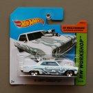 Hot Wheels 2014 HW Workshop '64 Chevy Chevelle SS (white)