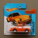 Hot Wheels 2014 HW City Porsche 934 Turbo RSR (orange)