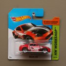 Hot Wheels 2014 HW Workshop Nissan 370Z (red)