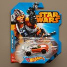 Hot Wheels 2014 Entertainment Star Wars Luke Skywalker