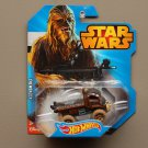 Hot Wheels 2014 Entertainment Star Wars Chewbacca