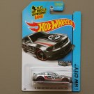 Hot Wheels 2014 HW City '12 Ford Mustang Boss 302 Laguna Seca (ZAMAC silver - Walmart Excl.)