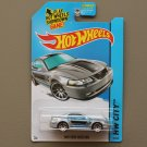 Hot Wheels 2014 HW City 1999 Ford Mustang (silver)