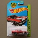 Hot Wheels 2014 HW Workshop '69 Mercury Cougar Eliminator (red)