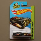 Hot Wheels 2014 HW Workshop Screamliner (black) (based off 1925 Rolls Royce Phantom)