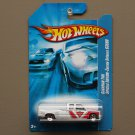 Hot Wheels 2007 Canadian Tire Special Edition Customized C3500 (white) (Canadian Tire Exclusive)