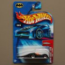 Hot Wheels 2004 First Editions Crooze Batmobile (black) (SEE CONDITION)