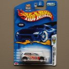 Hot Wheels 2003 First Editions Honda Civic (silver)