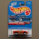 Hot Wheels 1998 Sugar Rush Series Mazda MX-5 Miata (orange)