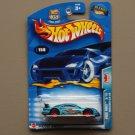 Hot Wheels 2003 Pride Rides Mercedes Benz CLK-LM (blue)