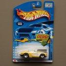 Hot Wheels 2002 Corvette Series '58 Corvette (yellow)