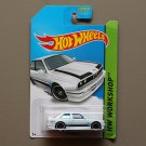 Hot Wheels 2014 HW Workshop '92 BMW M3 (white - Kmart Excl.) (SEE CONDITION)