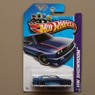 Hot Wheels 2013 HW Showroom '92 BMW M3 (blue) (SEE CONDITION)