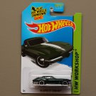 Hot Wheels 2014 HW Workshop '64 Corvette Sting Ray (dark green - Kmart Excl.)