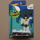 Hot Wheels 2014 Batman 75th Anniversary Batman Classic TV Series Batmobile