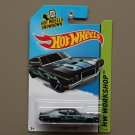 Hot Wheels 2014 HW Workshop '70 Buick GSX (black)