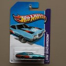 Hot Wheels 2013 HW Showroom '72 Ford Gran Torino Sport (Super Treasure Hunt) (SEE CONDITION)