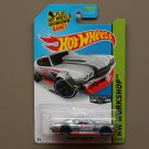 Hot Wheels 2014 HW Workshop '70 Chevy Chevelle (ZAMAC silver - Walmart Excl.) (SEE CONDITION)