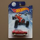Hot Wheels 2014 Christmas Holiday Volkswagen Golf (red)