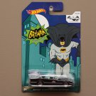 Hot Wheels 2014 Batman 75th Anniversary Batman Classic TV Series Batmobile (SEE CONDITION)