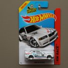 Hot Wheels 2014 HW Race BMW E36 M3 Race (white)